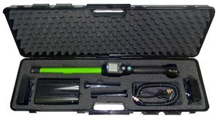 Allflex RS420HD ProKit Series Stick Reader with LCD Readout, Internal Bluetooth, Integral Battery Pack, Extra Battery, & Hard Case