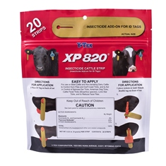 XP 820® Insecticide Strips from Y-Tex